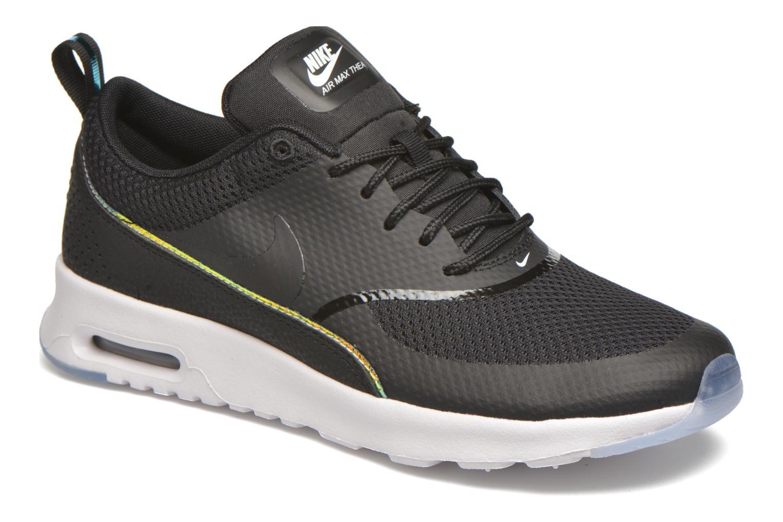 Wmns Nike Air Max Thea Prm Black/Black-Blue Tint