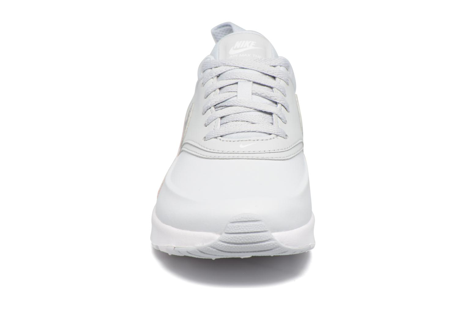 Trainers Nike Wmns Nike Air Max Thea Prm White model view