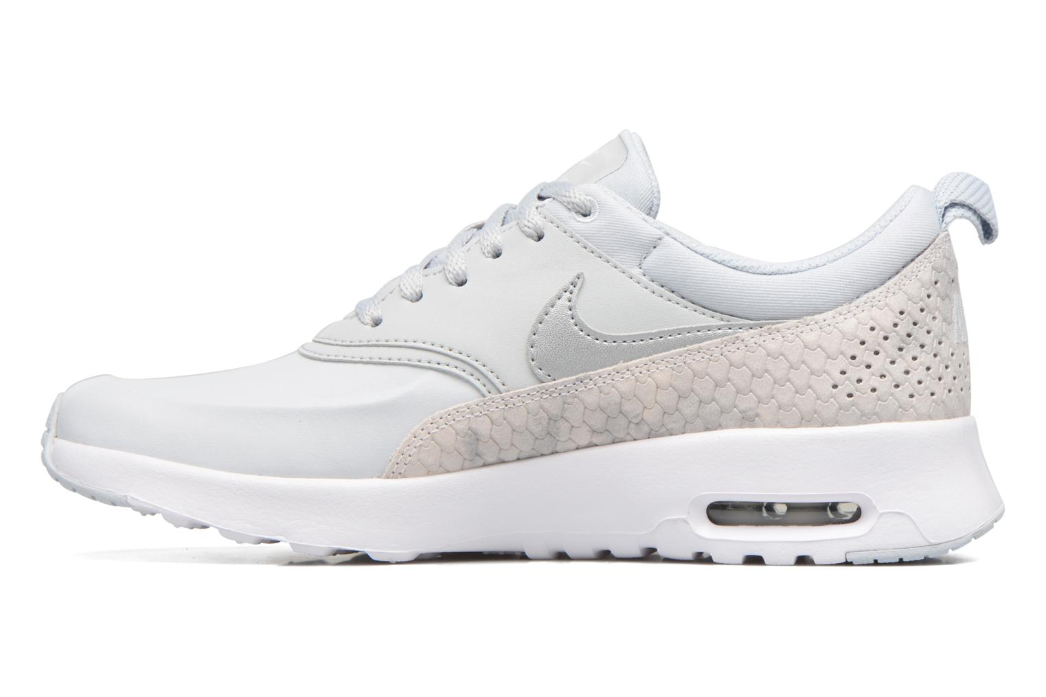 Trainers Nike Wmns Nike Air Max Thea Prm White front view