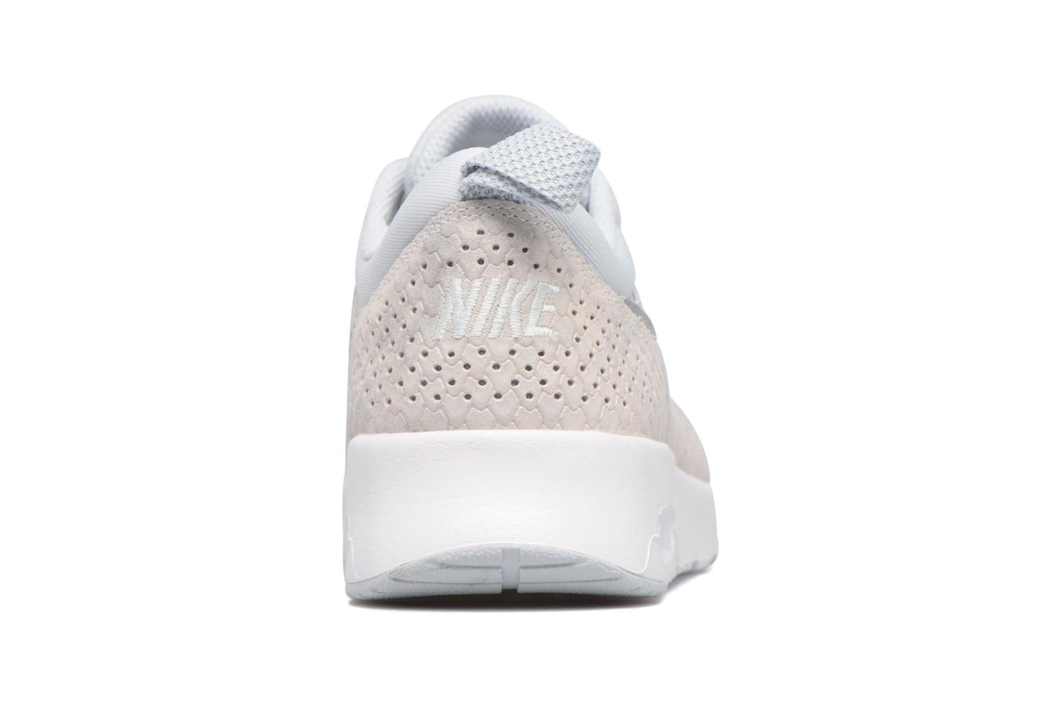 Trainers Nike Wmns Nike Air Max Thea Prm White view from the right