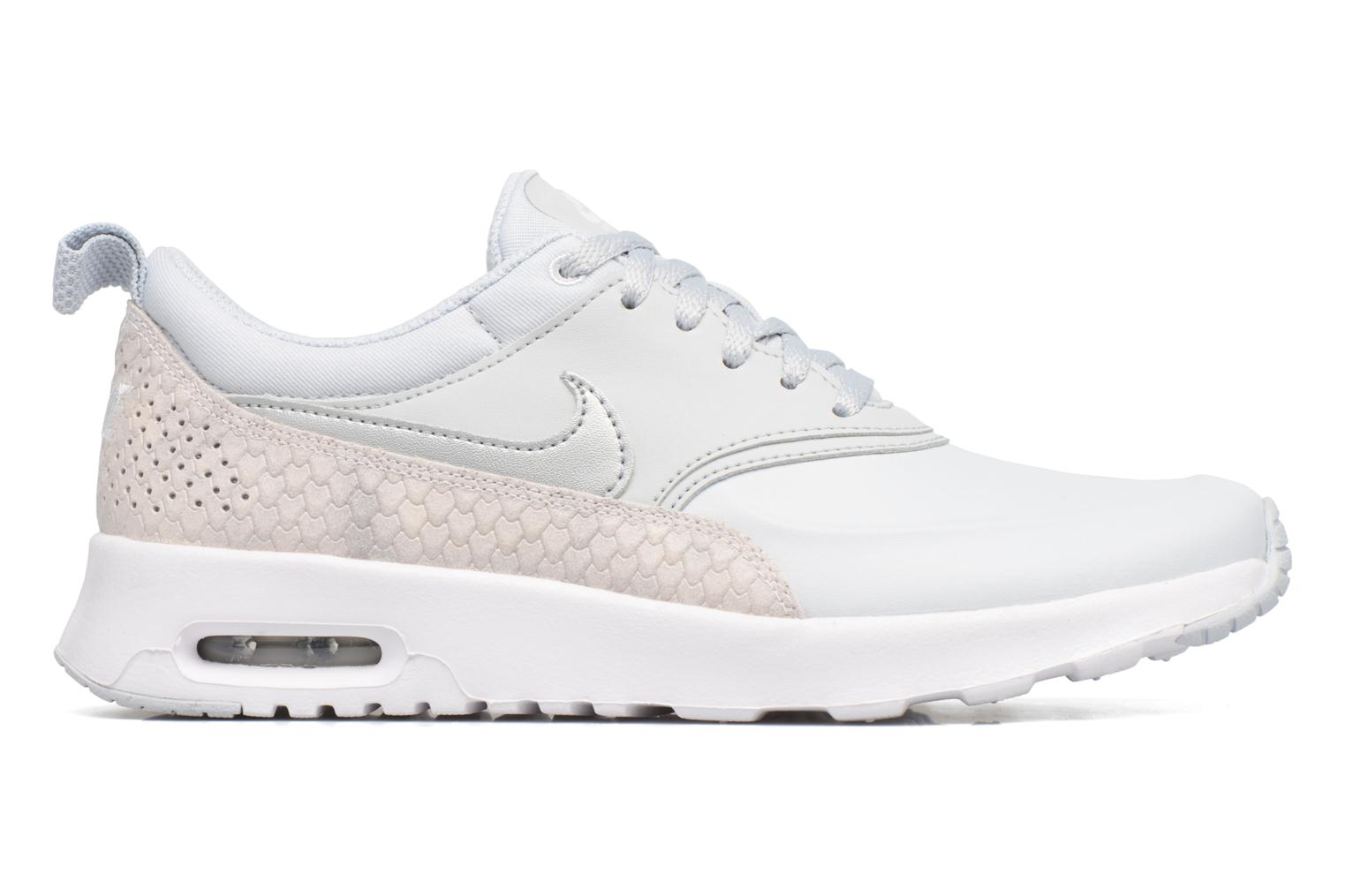 Trainers Nike Wmns Nike Air Max Thea Prm White back view