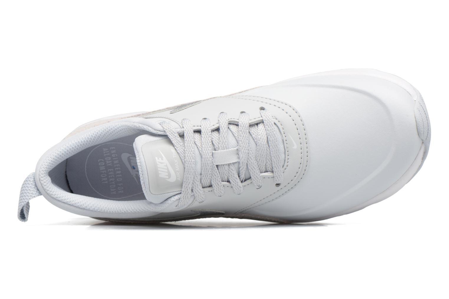 Trainers Nike Wmns Nike Air Max Thea Prm White view from the left