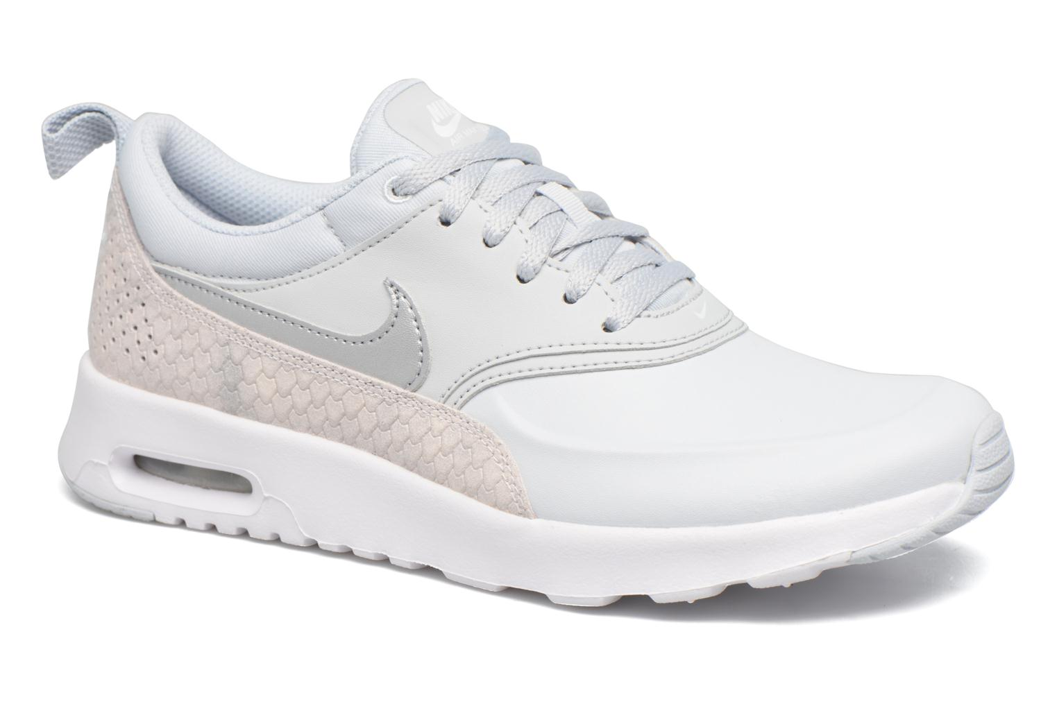 Trainers Nike Wmns Nike Air Max Thea Prm White detailed view/ Pair view