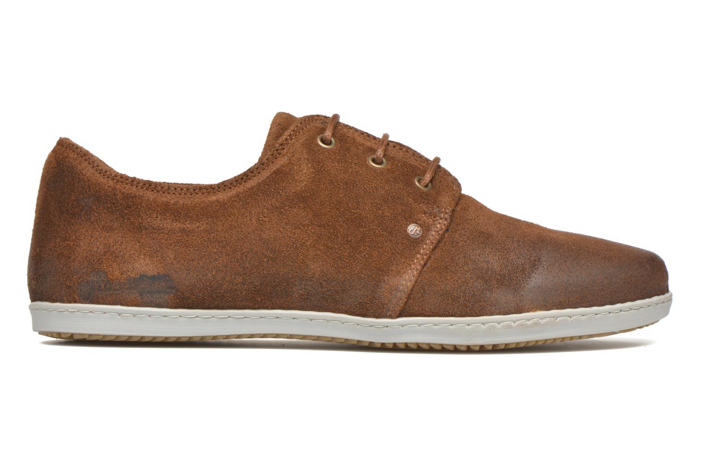 Sneakers Mascaret Gaby Vintage Bruin achterkant