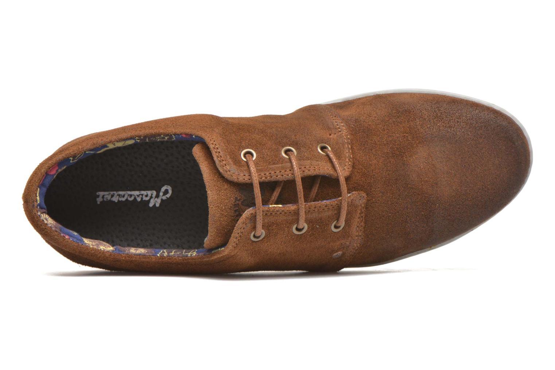 Sneakers Mascaret Gaby Vintage Bruin links