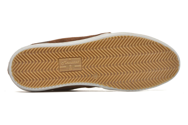 Sneakers Mascaret Gaby Vintage Bruin boven