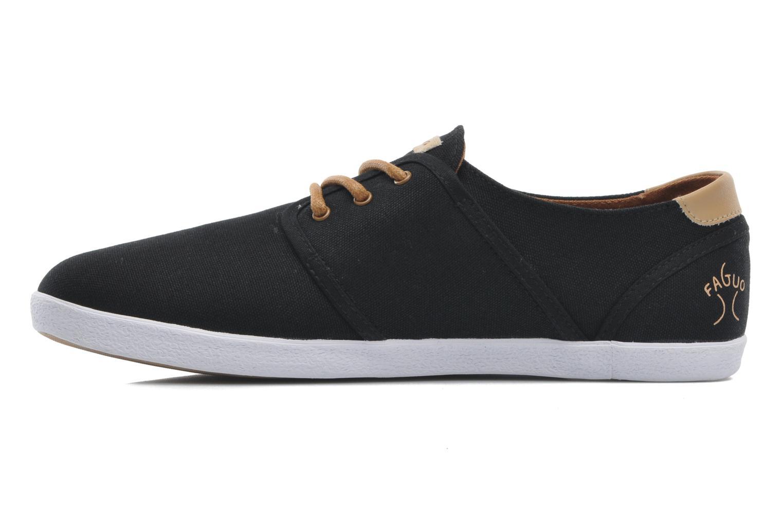 Sneakers Faguo Cypress Zwart voorkant