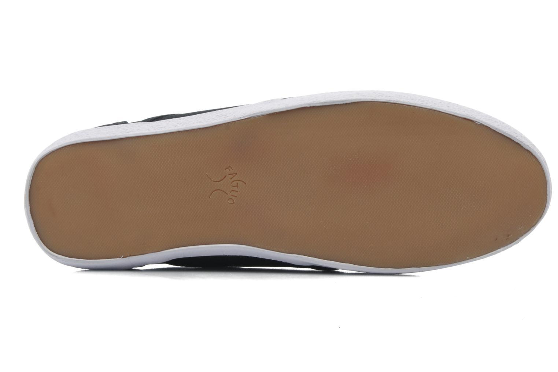 Sneakers Faguo Cypress Nero immagine dall'alto