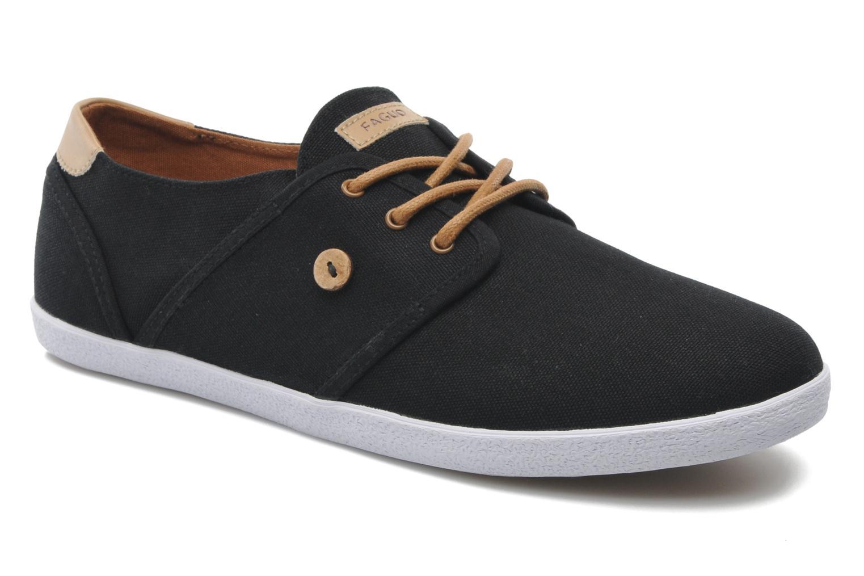 Sneakers Faguo Cypress Zwart detail