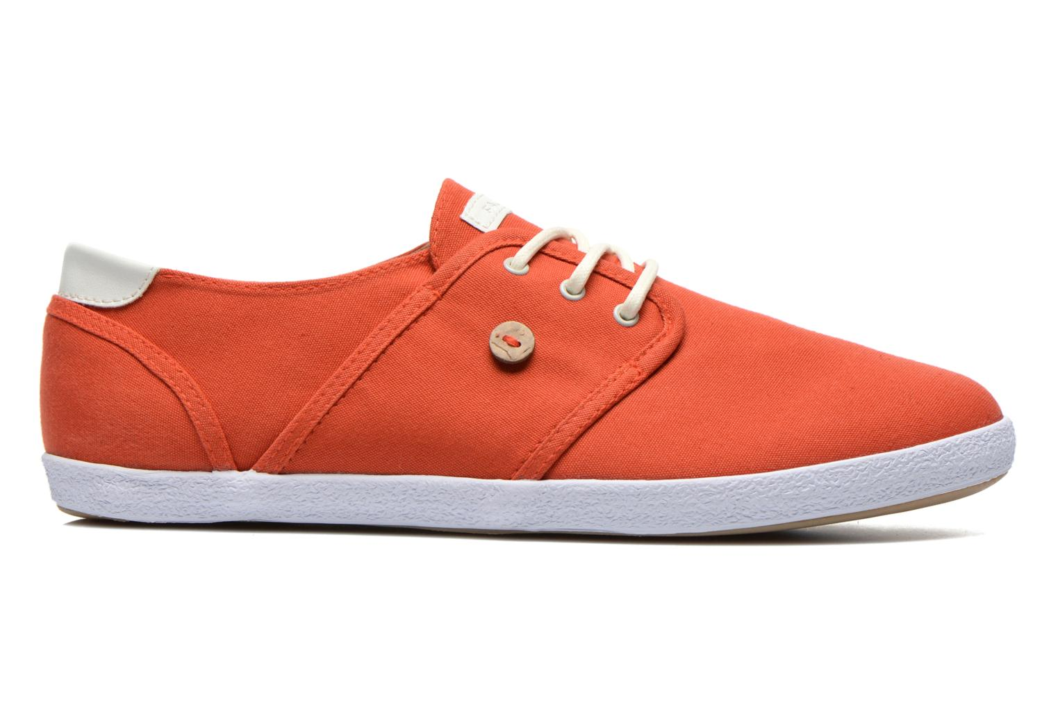 Sneakers Faguo Cypress Rood achterkant