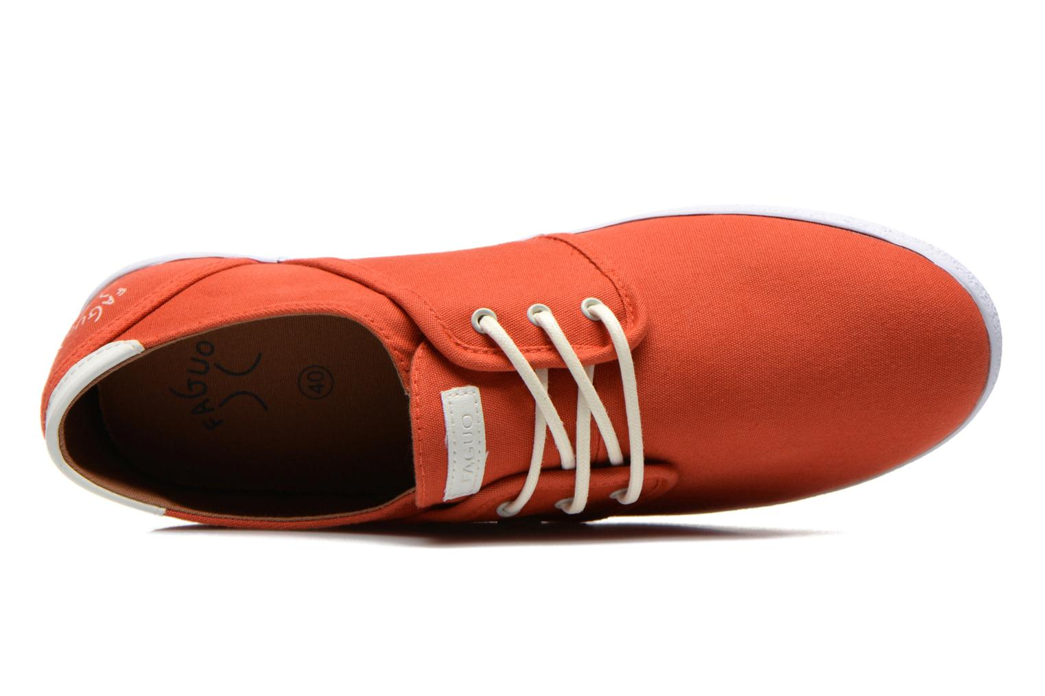 Sneakers Faguo Cypress Rood links