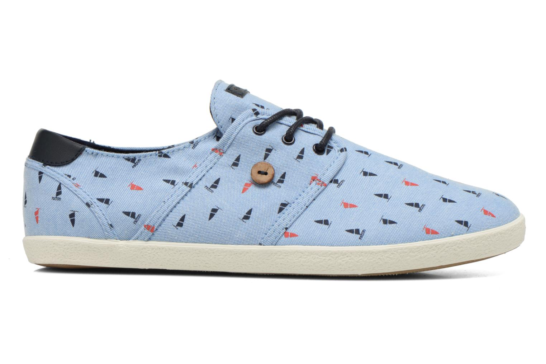 Sneakers Faguo Cypress Blauw achterkant