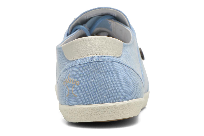 Sneakers Faguo Cypress Blauw rechts