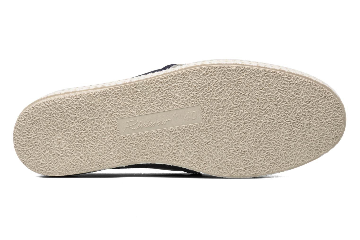 Espadrilles Rivieras Maltese Falcon Blue view from above