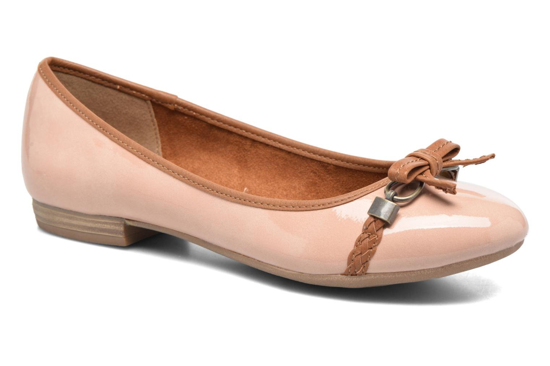 Ballerinas Marco Tozzi Macha rosa detaillierte ansicht/modell