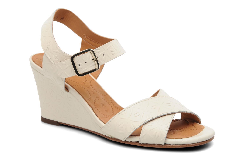 Sandales et nu-pieds Chie Mihara Senyorita Beige vue détail/paire