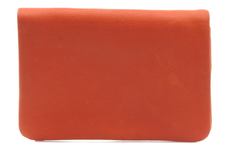 Portemonnaies & Clutches Nat & Nin Lilou orange ansicht von vorne