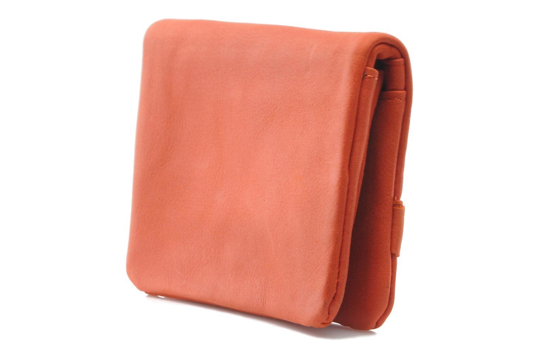 Portemonnaies & Clutches Nat & Nin Lilou orange ansicht von rechts