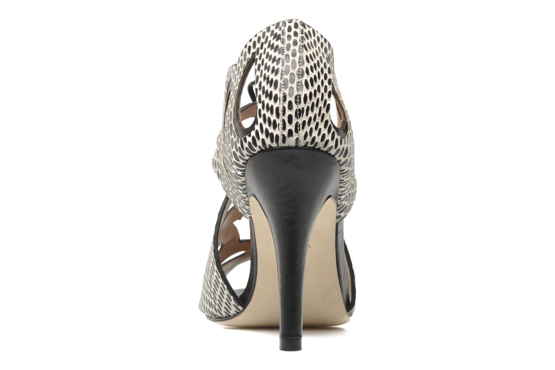 Sandales et nu-pieds Lola Cruz Mada Noir vue droite
