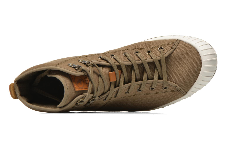 Sneakers Aigle Kitangiri Mid Groen links