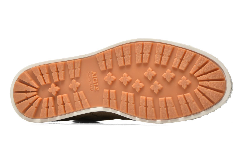 Sneakers Aigle Kitangiri Mid Groen boven