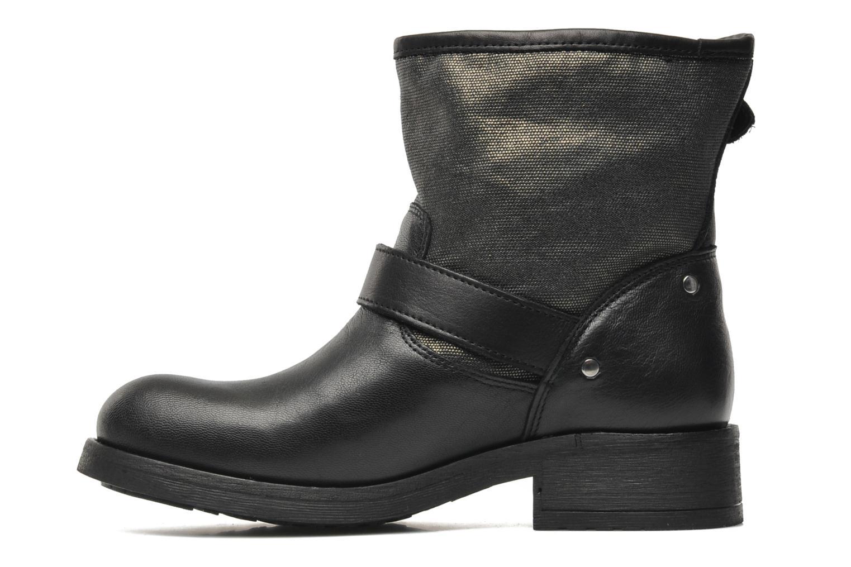 Bottines et boots Koah Neil Noir vue face