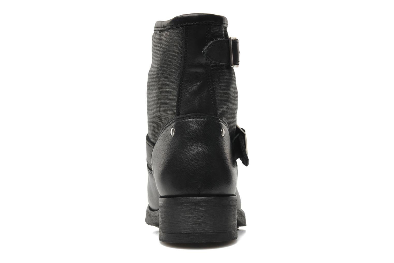 Bottines et boots Koah Neil Noir vue droite