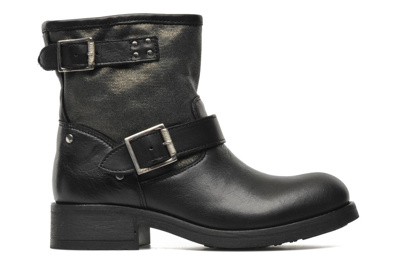 Bottines et boots Koah Neil Noir vue derrière