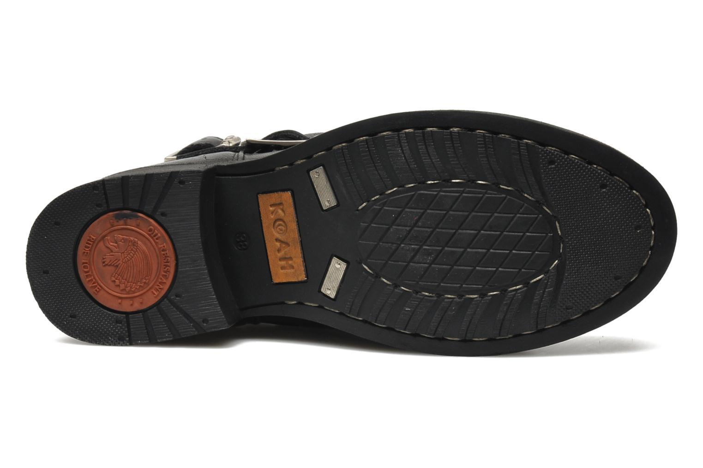 Stiefeletten & Boots Koah Neil schwarz ansicht von oben