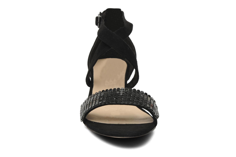 Sandalen JB MARTIN Ismane schwarz schuhe getragen