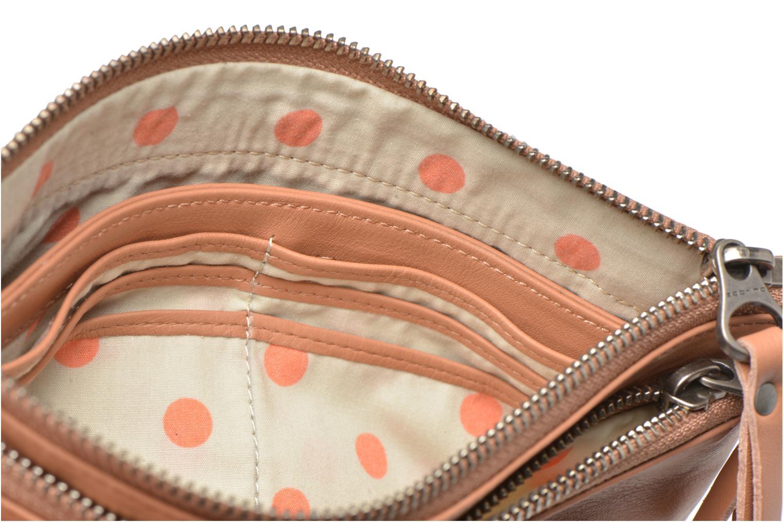 Portemonnaies & Clutches Sabrina Suri beige ansicht von hinten