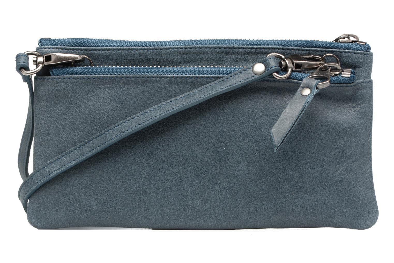 Portemonnaies & Clutches Sabrina Suri blau ansicht von vorne