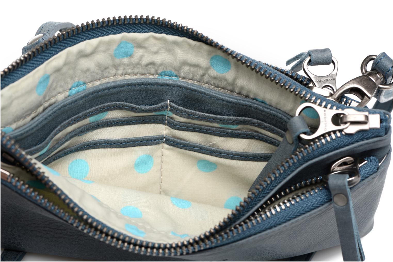 Portemonnaies & Clutches Sabrina Suri blau ansicht von links
