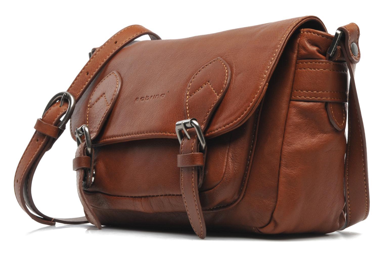 Handtassen Sabrina Nicky Bruin model