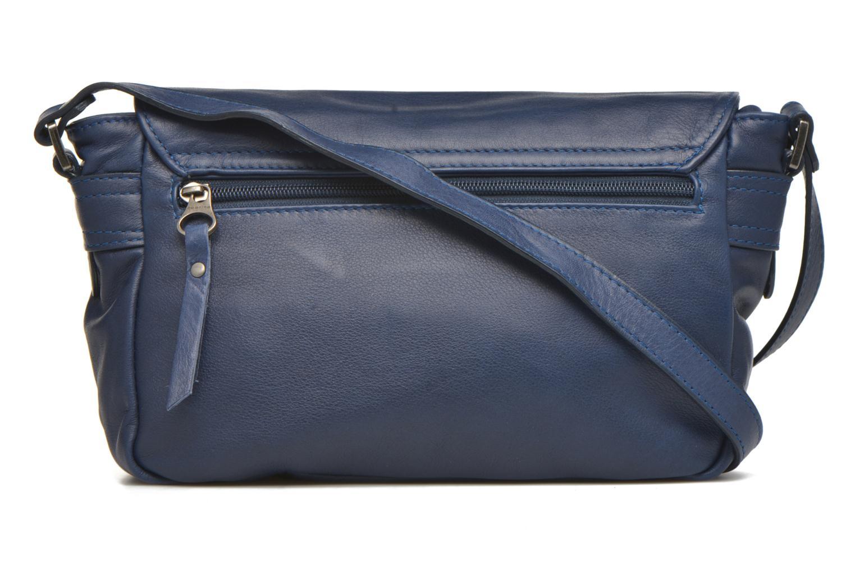 Handtaschen Sabrina Nicky blau ansicht von vorne