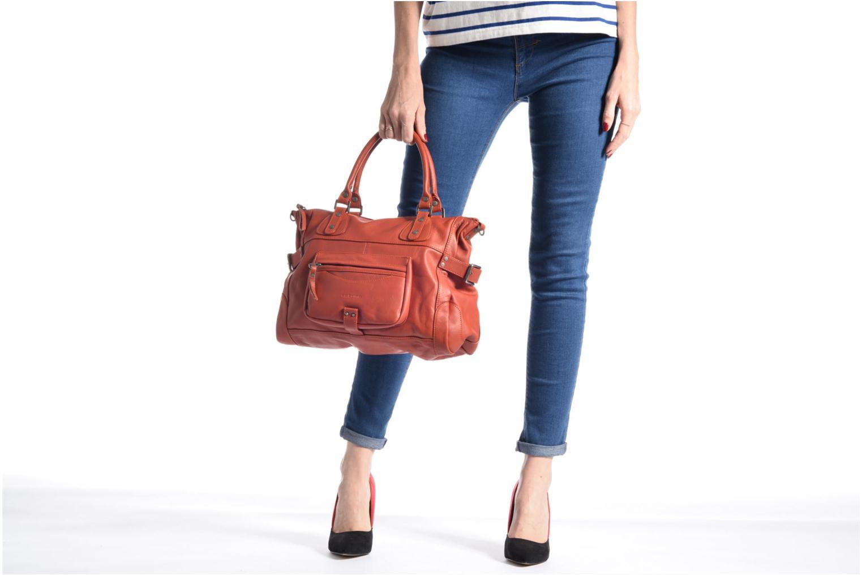 Håndtasker Sabrina Camille Brun se foroven