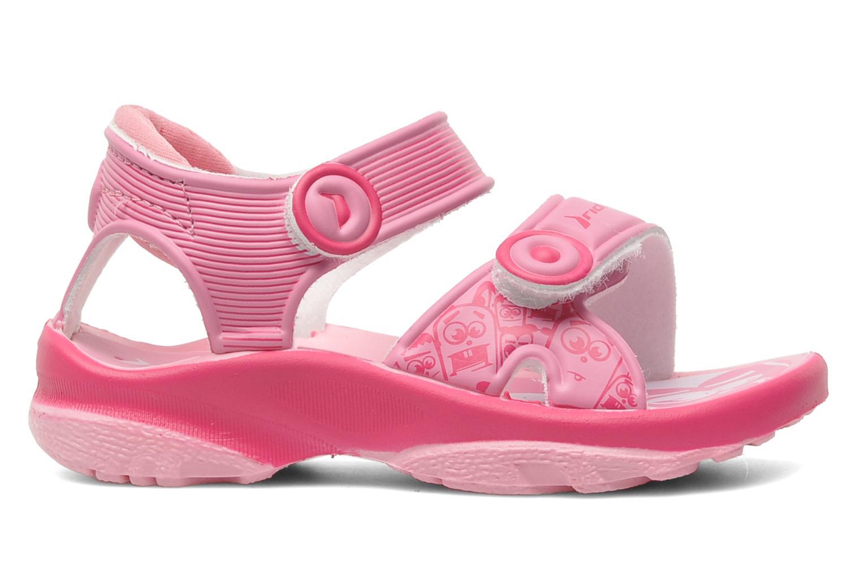 Sandales et nu-pieds Rider Rider K2 Twist III Baby Rose vue derrière