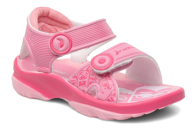 Sandales et nu-pieds Rider Rider K2 Twist III Baby Rose vue détail/paire