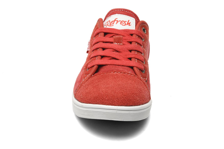 Sneaker Refresh Barnabé rot schuhe getragen