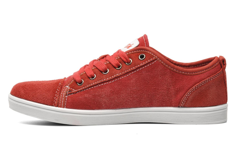 Sneaker Refresh Barnabé rot ansicht von vorne