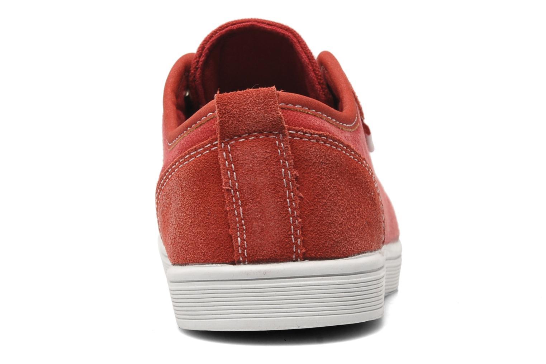 Sneaker Refresh Barnabé rot ansicht von rechts
