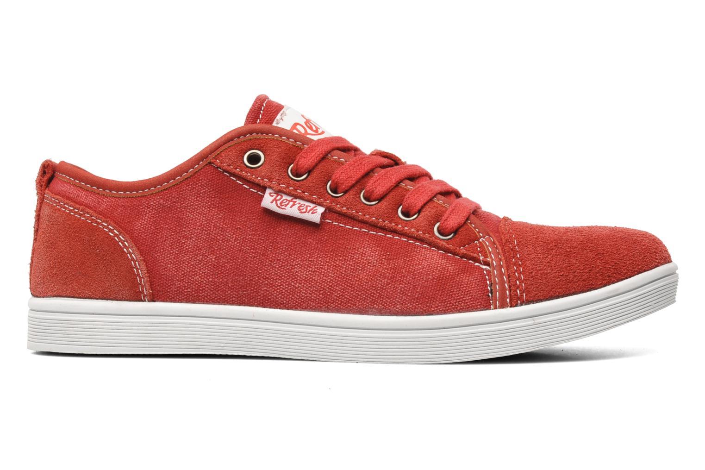 Sneaker Refresh Barnabé rot ansicht von hinten