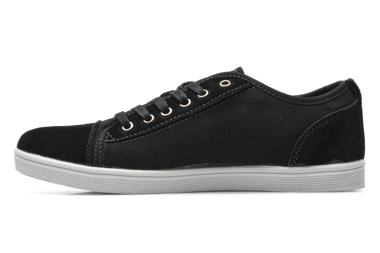 Sneakers Refresh Barnabé Zwart voorkant