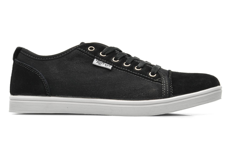 Sneakers Refresh Barnabé Zwart achterkant