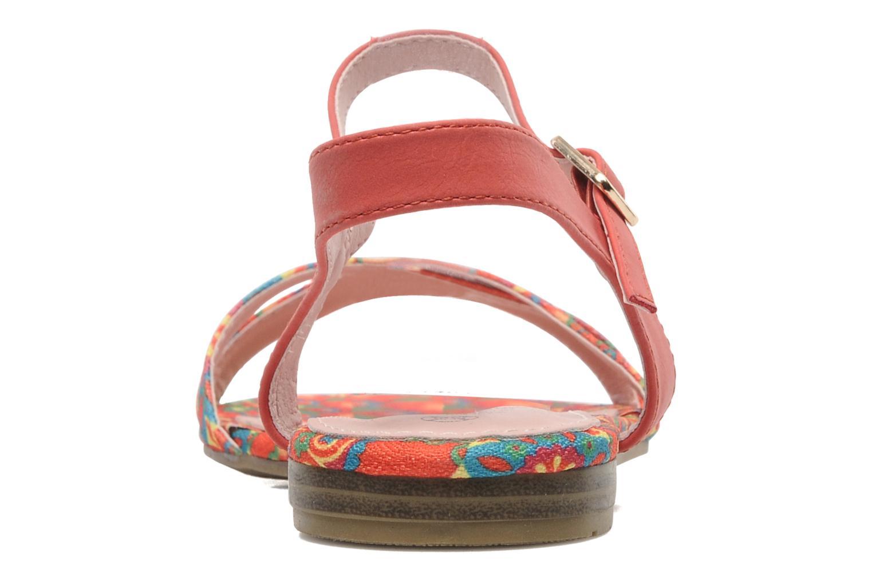 Sandales et nu-pieds Refresh Bathilde Multicolore vue droite