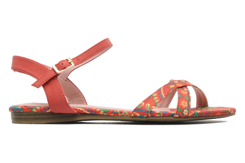 Sandales et nu-pieds Refresh Bathilde Multicolore vue derrière