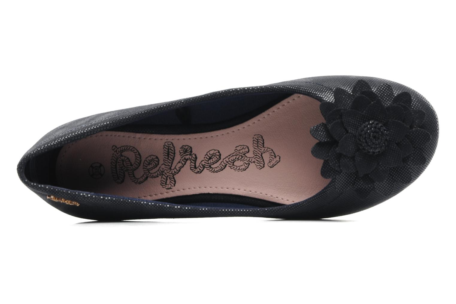 Ballerina's Refresh Bénilde Blauw links