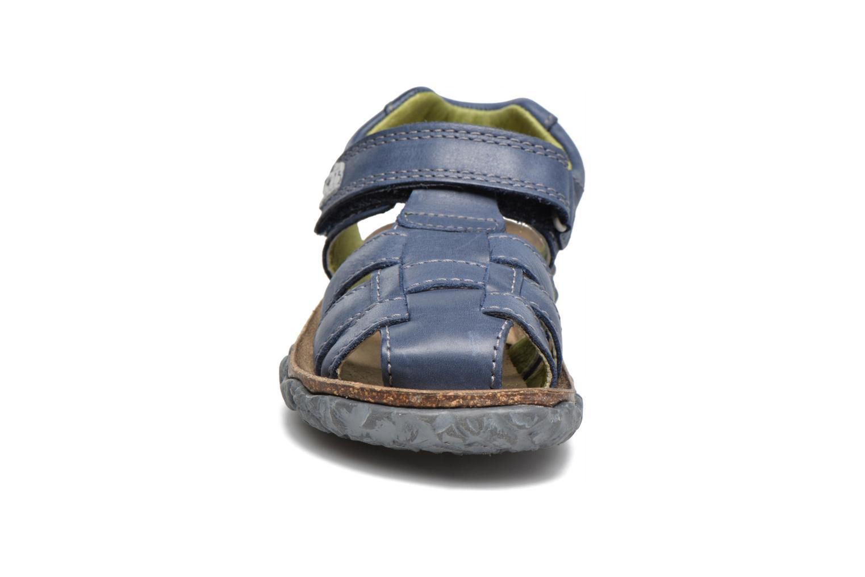 Sandals Stones and Bones NATAN Blue model view