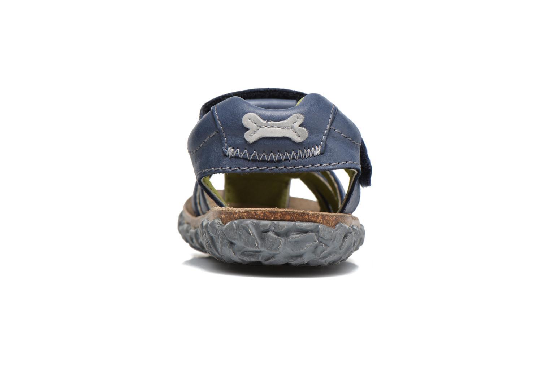 Sandali e scarpe aperte Stones and Bones NATAN Azzurro immagine destra