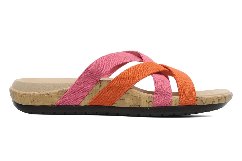 Mules et sabots Crocs Crocs Edie Stretch Sandal W Rose vue derrière